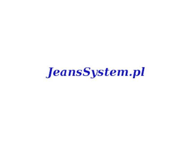 Spodnie jeansowe damskie - Jeanssystem